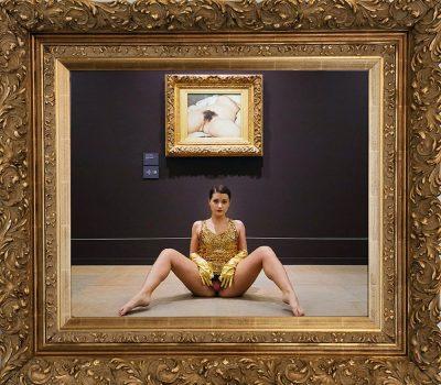 Mirror of Origin, דבורה דה רוברטיס
