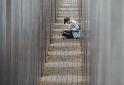 ברלין, אנדרטה, שואה, רצח יהודים