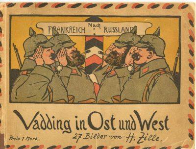 גרמניה, תעמולה, מלחמת העולם הראשונה