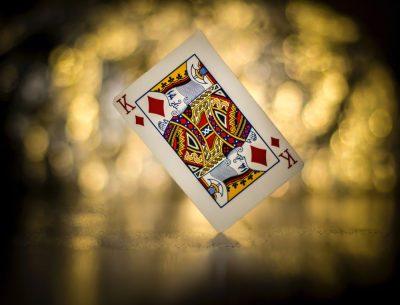 מלך, יהלום, קלף