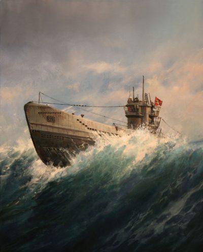 צוללת, נאצים, U-Boat