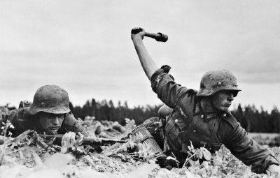 גרמניה הנאצית, ברברוסה, ברית המועצות