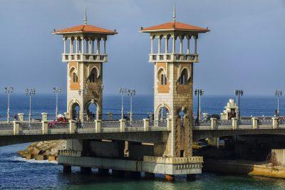 גשר סטנלי, אלכסנדריה