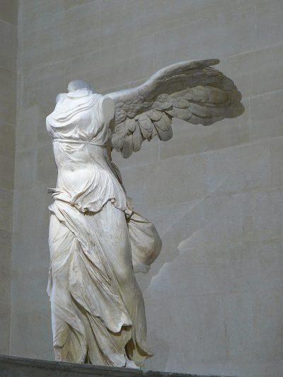 ניקה, אלת הניצחון, הלניזם, סמותרקה