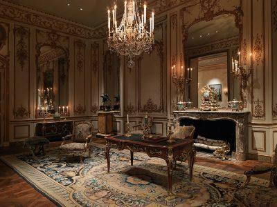 רוקוקו, עיצוב, ריהוט, Hôtel de Varengeville