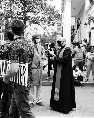 מחאה, ארצות הברית, וושיגנטון, Black Lives Matter