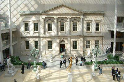 בנק, חזית, אדריכלות, מוזיאון, מטרופוליטן