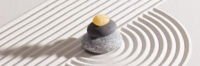 זן, גן, גן יפני, אבנים, חול, צורות בחול