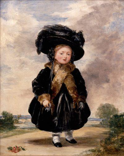 המלכה ויקטוריה, סטיבן פוינץ דנינג