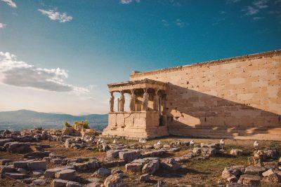 אתונה, עתיקות, יוון