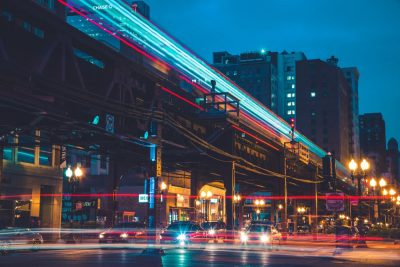 שיקגו, תנועה, מכוניות