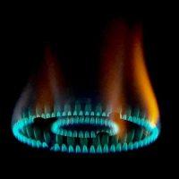 גז, להבה, תנור, כיריים