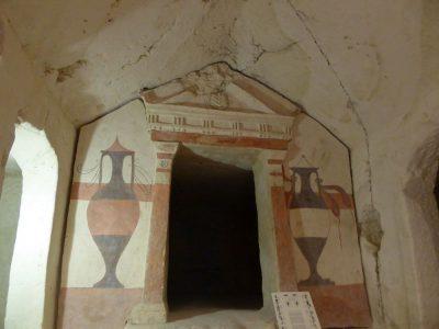 קבר, מרשה, בית גוברין