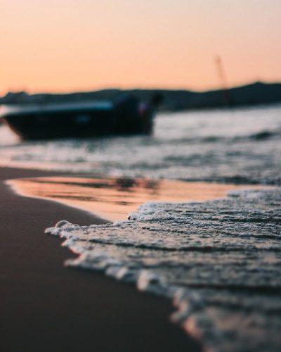 אוראן, חוף הים