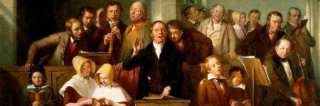 מקהלה כפרית, תומאס ובסטר