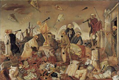 פליקס נוסבאום, נצחון המוות