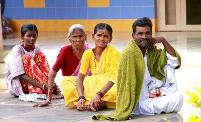 המתנה, הודו, בית חולים