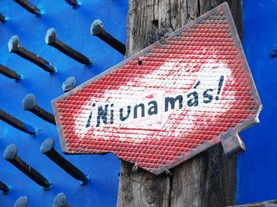 סיודד חוארס, רצח נשים