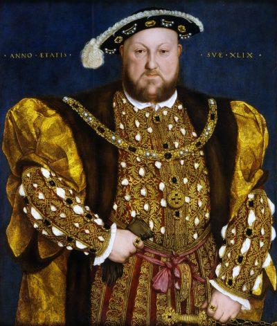 הנרי השמיני, הנס הולביין הבן