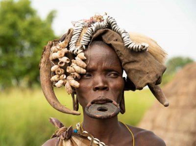 מורסי, אתיופיה, שבט