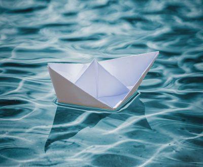 סירת נייר