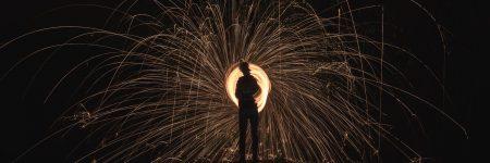 זוהר, גלגל אש, בוהק, מלאך