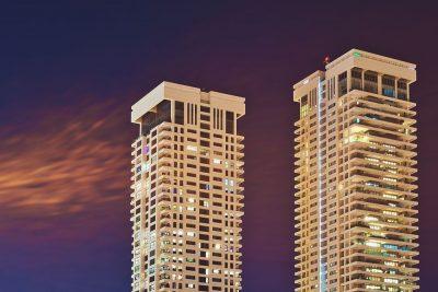 תל אביב, בנייה, בנייני מגורים, אדריכלות