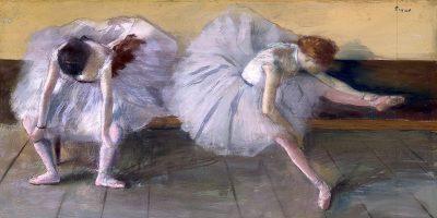 שתי רקדניות, דגה