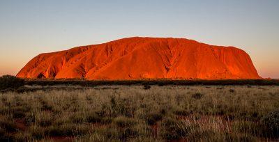 אולורו, אבוריג'ינים, אוסטרליה, סלע