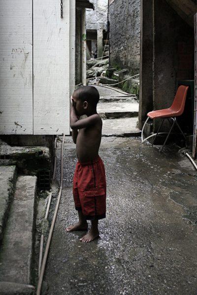 ברזיל, עוני, ילד, פאוולה