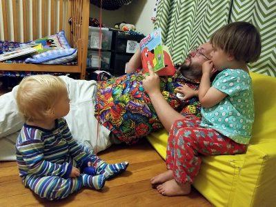 סיפור, הורה, ילדים, סיפור לפני השינה