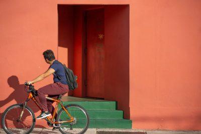 אופניים, רוכב