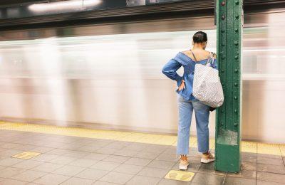 רכבת תחתית, ניו יורק, רציף