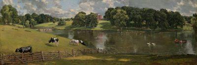 ג'ון קונסטבל, Wivenhoe Park