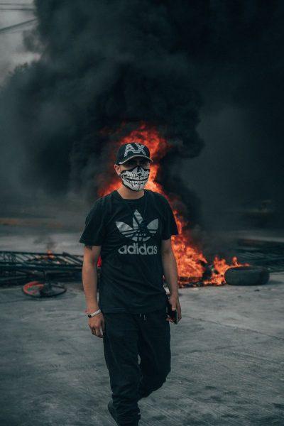 מפגין, מחאה, הפגנה