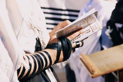 תפילה, תפילין, יהודי