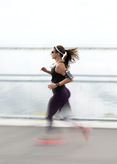 ריצה, שעון, אביזרים, גוף, אישה