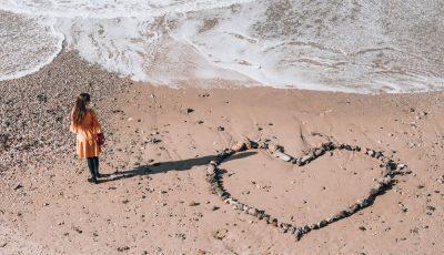 לב, חוץ תל אביב, צעירה, ים