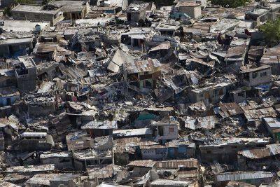 רעידת אדמה, האיטי, פורט או פרנס