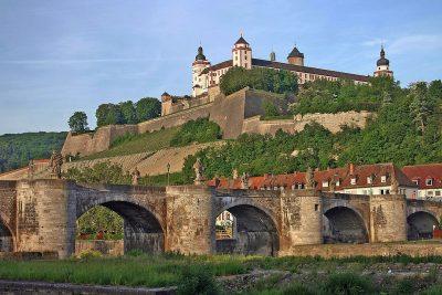 וירצבורג, מבצר מריינברג