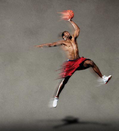 כדורסל, בחור, שחור, קפיצה, אפרו-אמריקני, אתלטיות