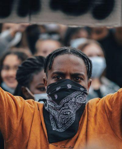 BLM, פריס, מחאה, שחורים, זכויות, דיכוי