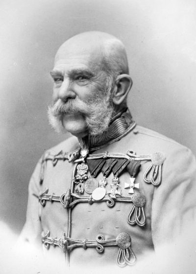 הקיסר פרנץ יוזף הראשון, אוסטרו-הונגריה