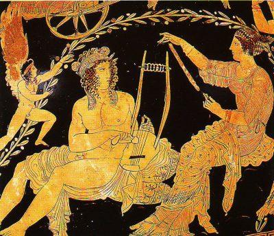 נימפה, נער, ארוס, כד, הידריה, יוון