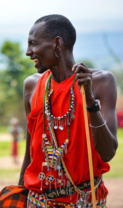 מסאי, קניה