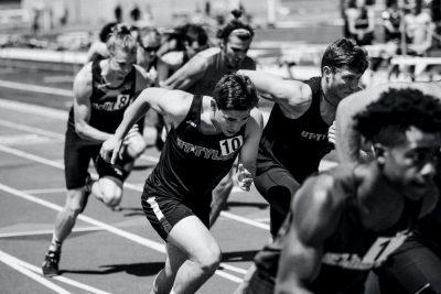מירוץ, תחרות, אתלטיקה