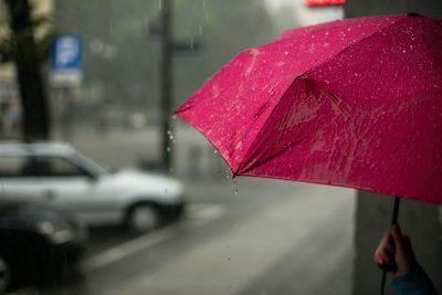 גשם, מטרייה