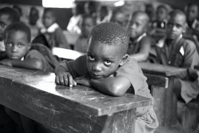 ילדים, בית ספר, אפריקה