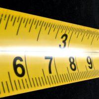 מדידה, מטר, סרט מדידה