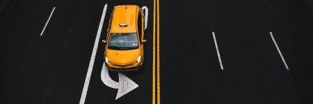 מונית, מונית צהובה, מנהטן